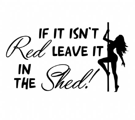 If It isnt Red with Girl